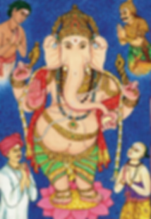 Ganesha with 4 varna .PNG