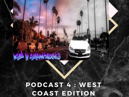 West Coast Edition Distributed wherever podcasts are available.