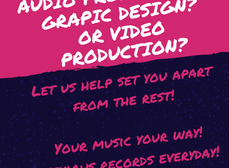 What kind of production do you need?