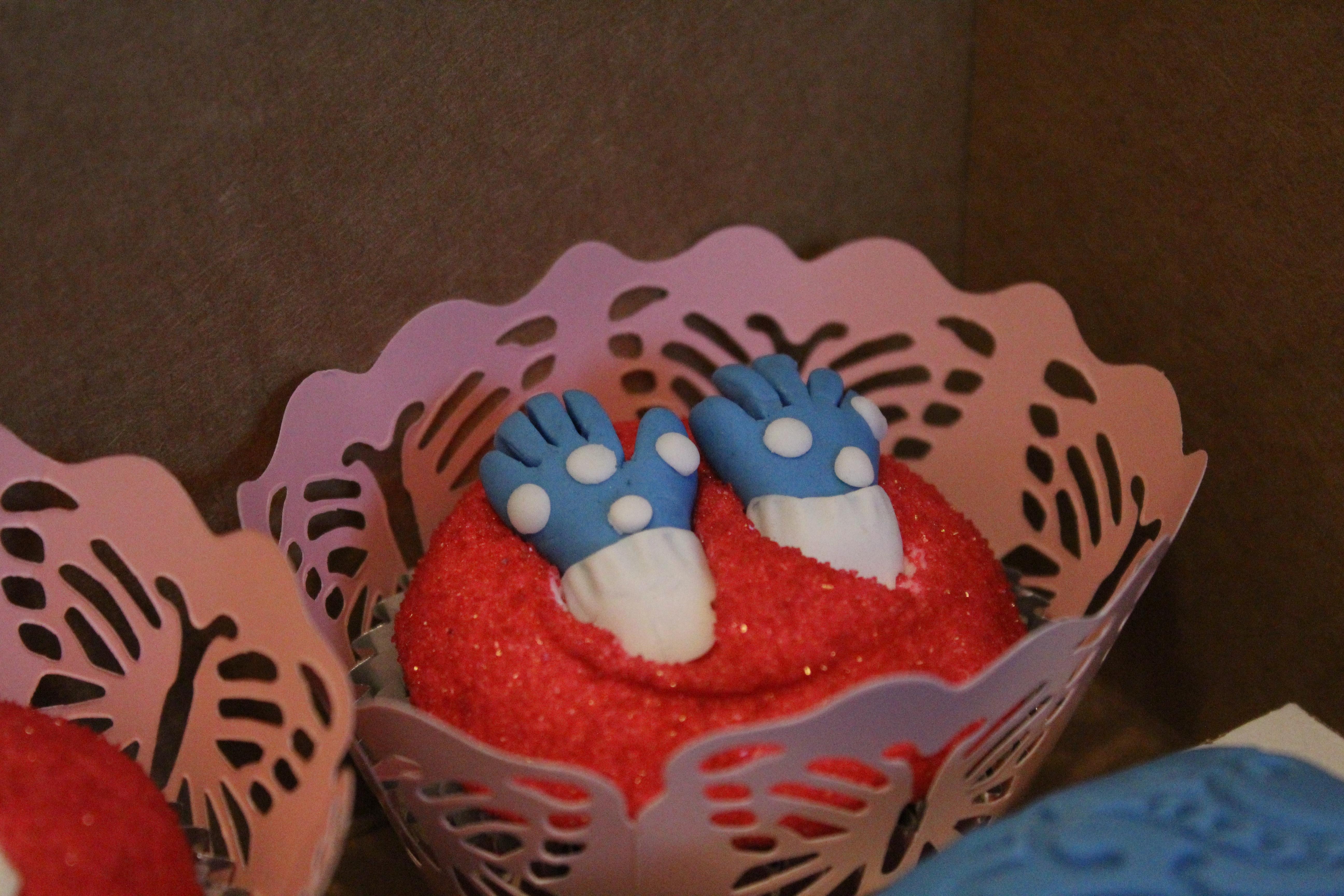 Ever After High Cupcake