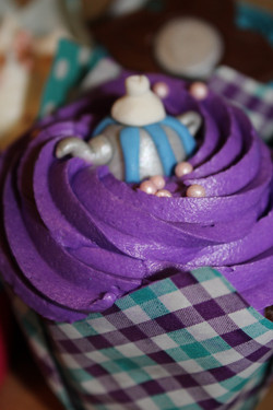 Ever After High Cupcake