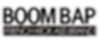 Boom-Bap-Logo