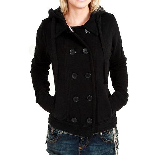 VSCT Double Breasted Jacke schwarz