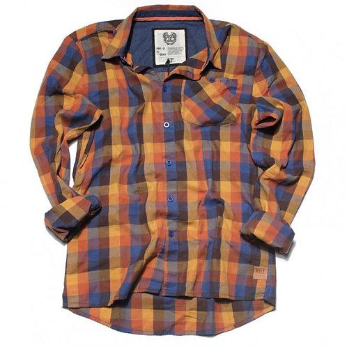 RVLT Revolution Kirk Hemd orange