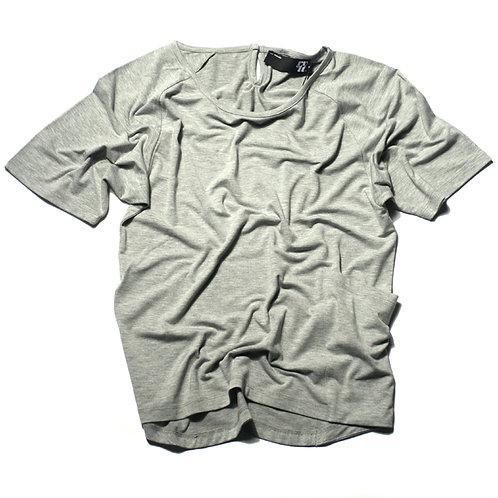 RVLT Revolution Loose Shirt grau
