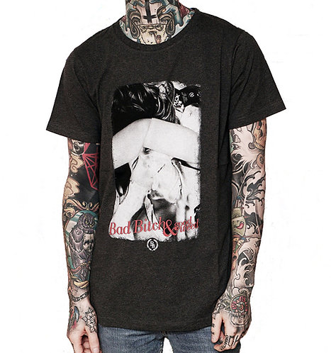 Boom Bap Weeed T-Shirt dunkelgrau