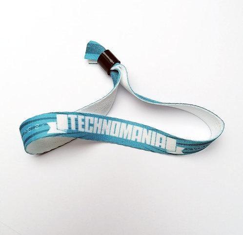 Technomania Stoffband #2