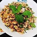 Thai Chicken Salad (Larb Gai)