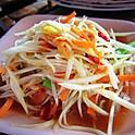 Green Papaya Salad (Som Tum)