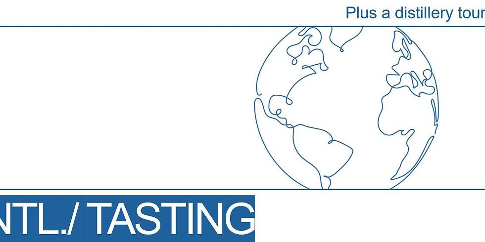 International Tasting Vol.II | Say Hi to Ex-President!