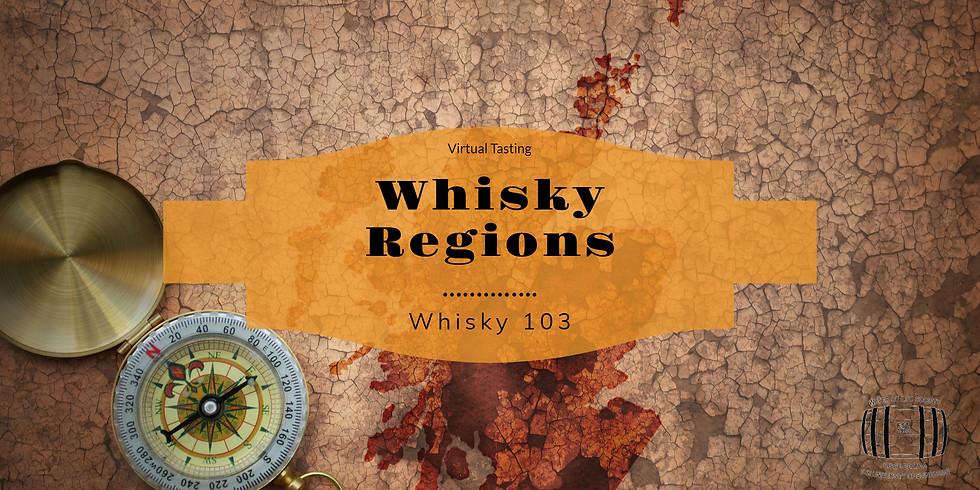 Whisky 103 - Whisky Regions