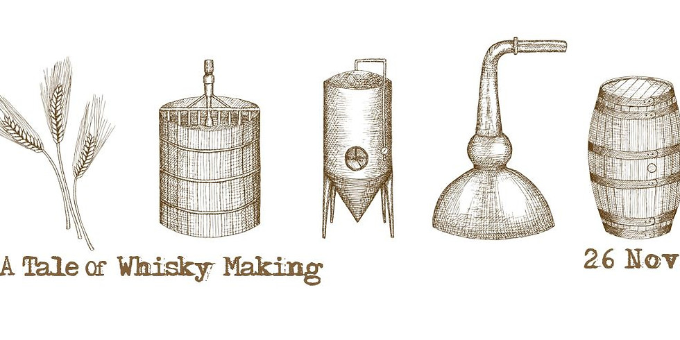 Whisky Making | Flavours of Processes
