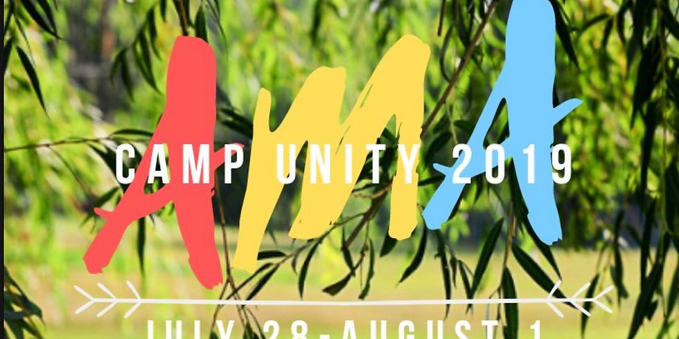 AMA Camp Unity