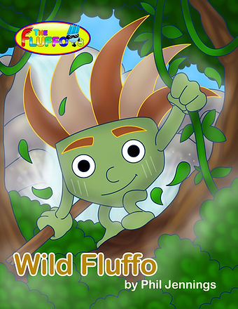 Wild Fluffo Picture Book & eBook