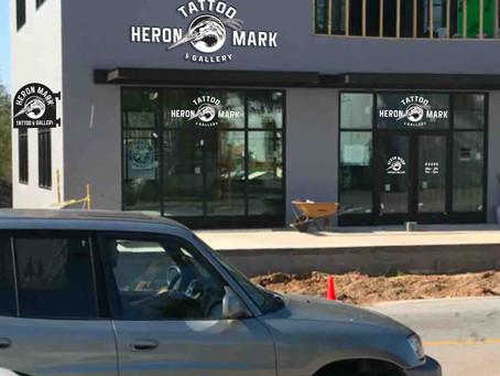 Welcome to Heron Mark
