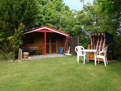 Garten Sitzbereich
