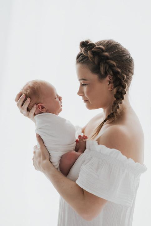 Nyfødtfotograf Bergen dale voss gitte bo