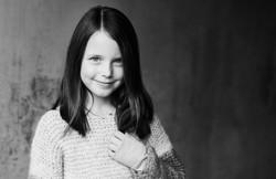 Portrett Mathea