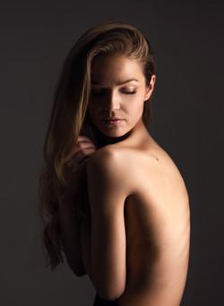 Portrettfotograf Bergen Dale Voss portrett Kristine