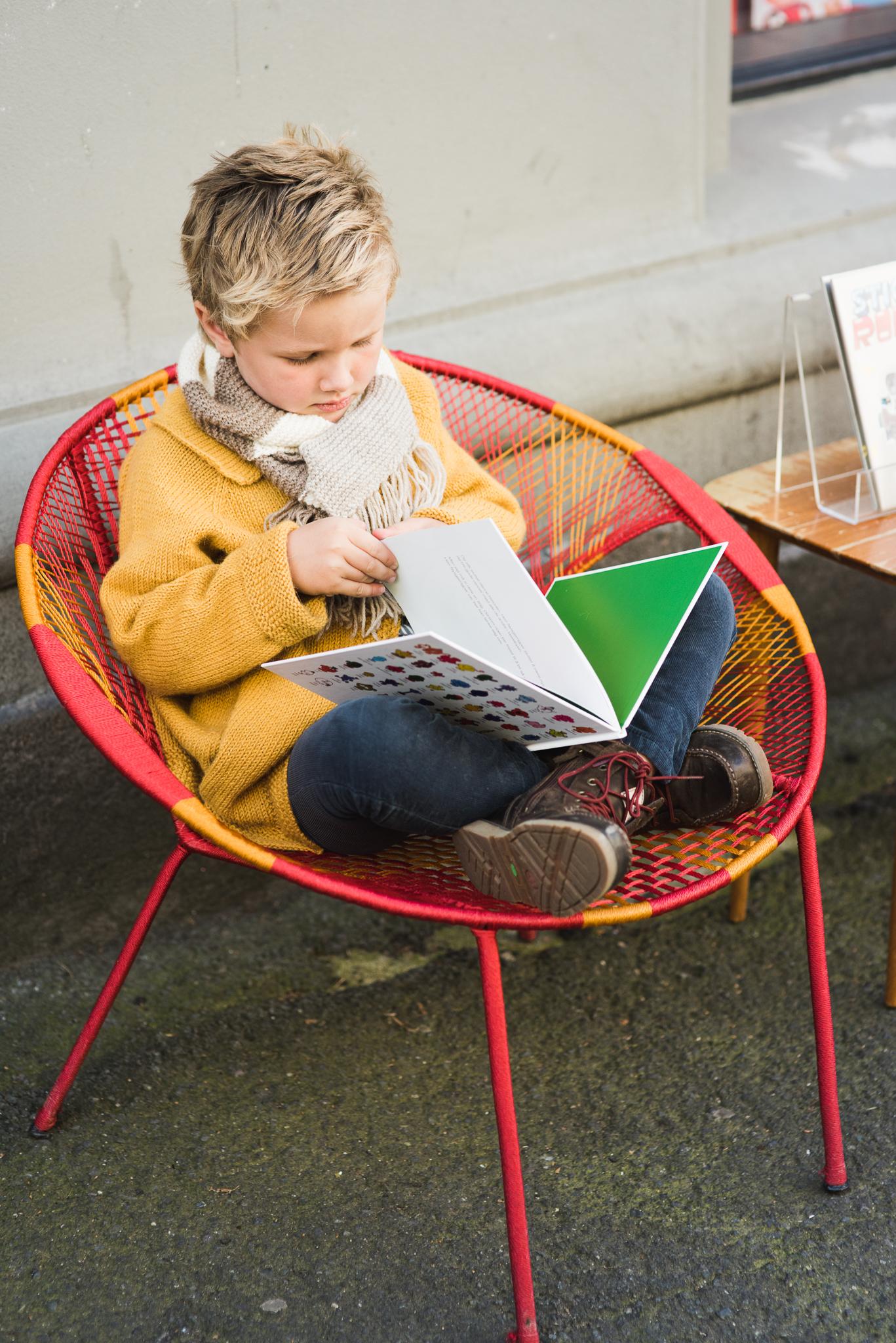 Fotograf Oslo bokprosjekt