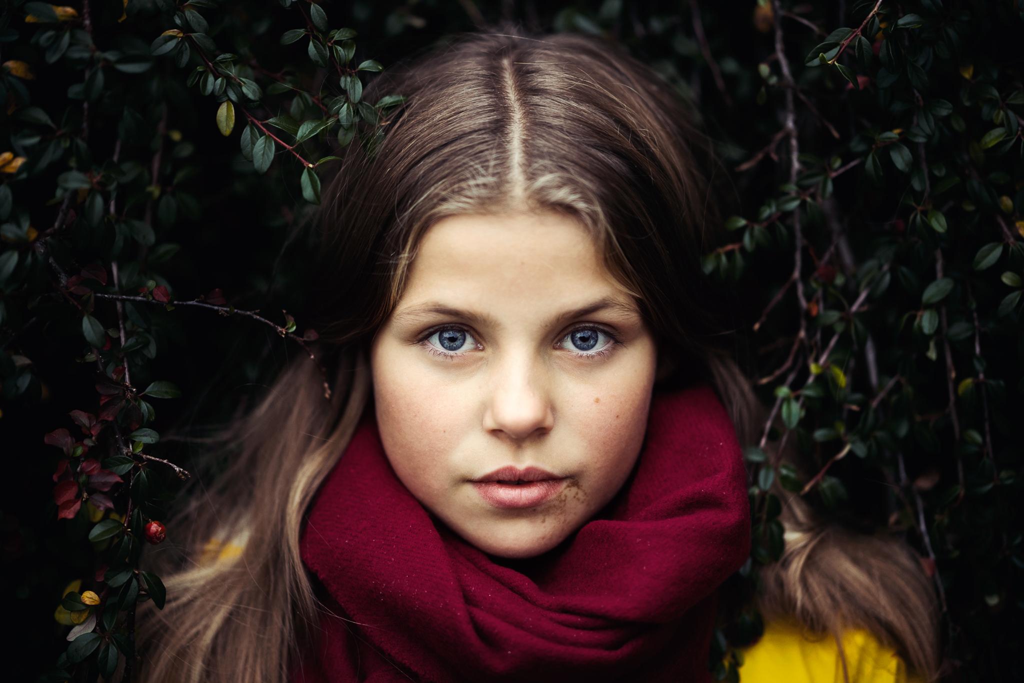 Portrett Hedda