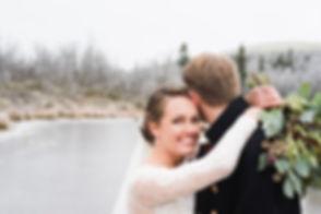 Bryllupbilde destinasjonsbryllup av Gitte Boge