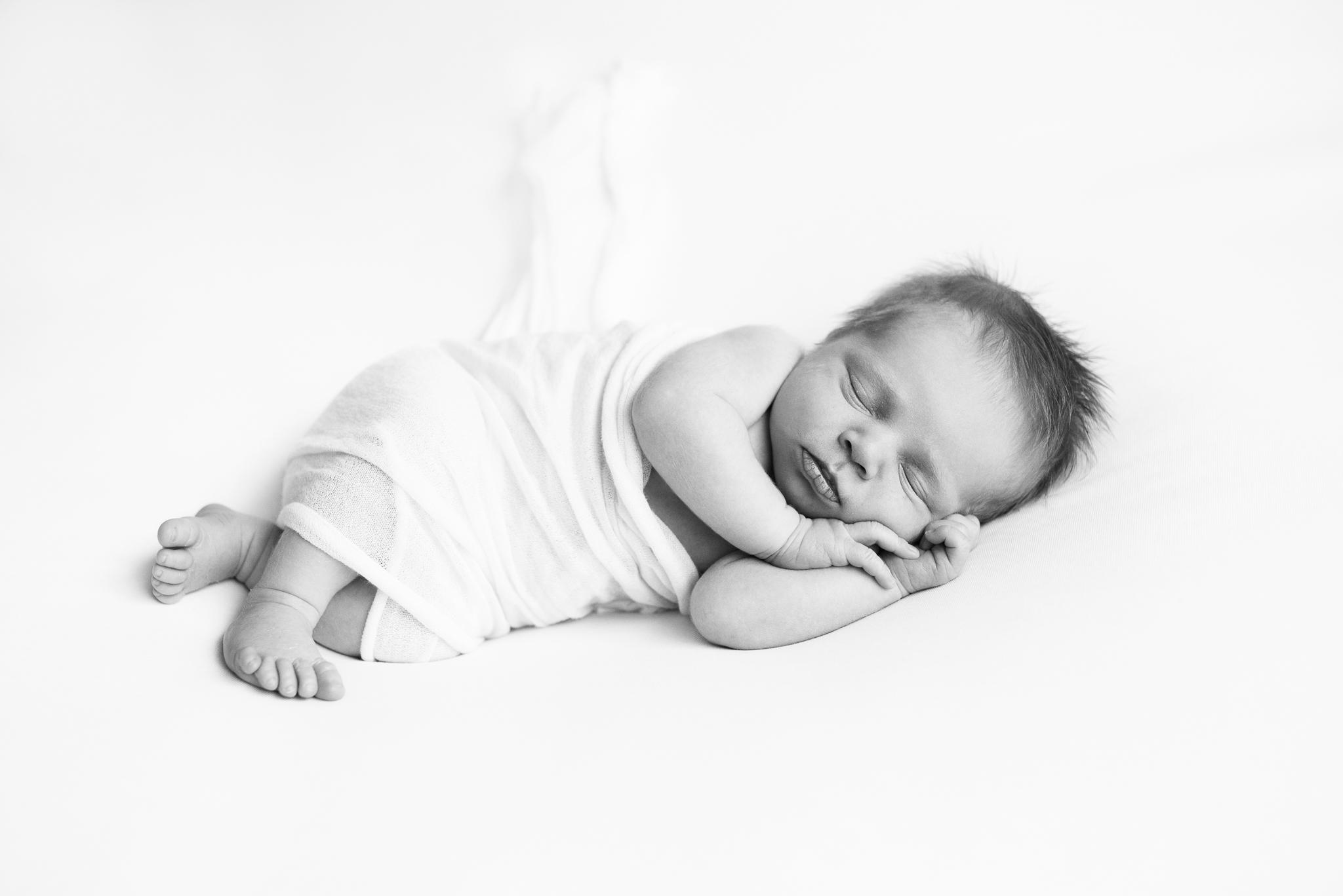 Nyfødtfoto Marcus