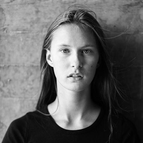 Portrett tatt av fotograf Gitte Boge
