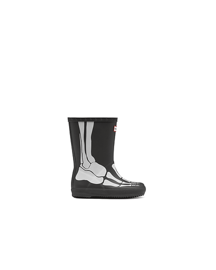 HUNTER EU Original Classic Children Black Boots