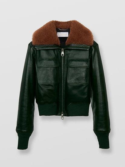 CHLOÉ Aviator Women Jacket  100% Lambskin