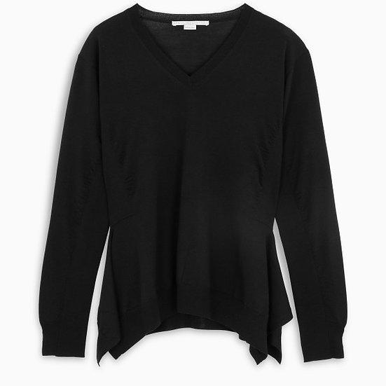 STELLA McCARTNEY Black Wool Sweater