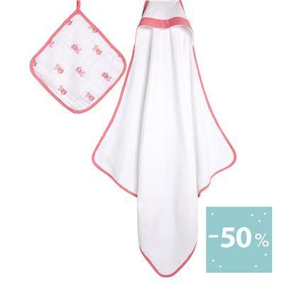Aden + Anais Hoode Baby Towel Set