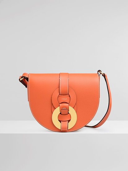 CHLOÉ UK Small Darryl Saddle Bag