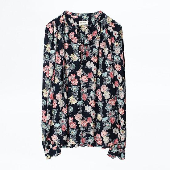 ZADIG & VOLTAIRE Women Print Blouse