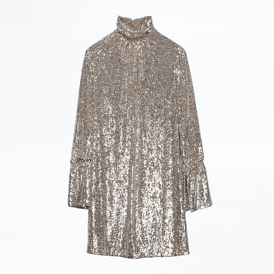 ZADIG & VOLTAIRE Sequin Dress