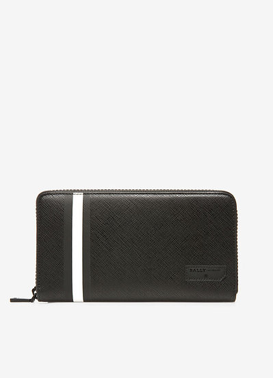 BALLY UK Balen Men Leather Wallet