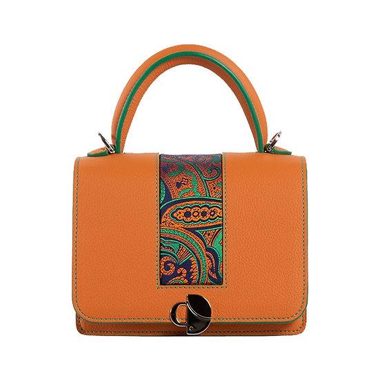 CHIARA DAVERIO Leather Mini Bag