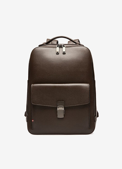 BALLY Gordons Leather Backpack