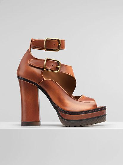 CHLOE Daisy Platform Sandals