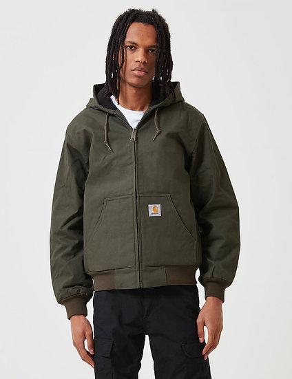 Carhartt-WIP Active Men Green Jacket
