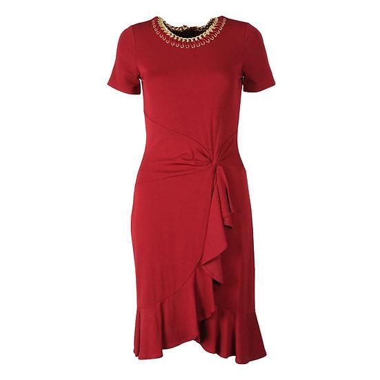 MICHAEL KORS Chain Dress