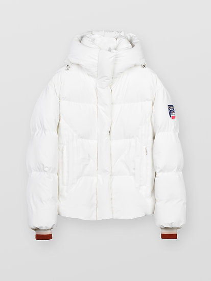 CHLOE Quilted Sporty Puffer Jacket