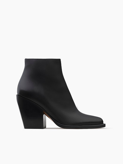 CHLOE Rylee Low Ankle Boots