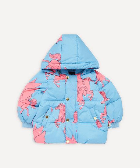 At LIBERTY Mini Rodini Baby Puffer Jacket