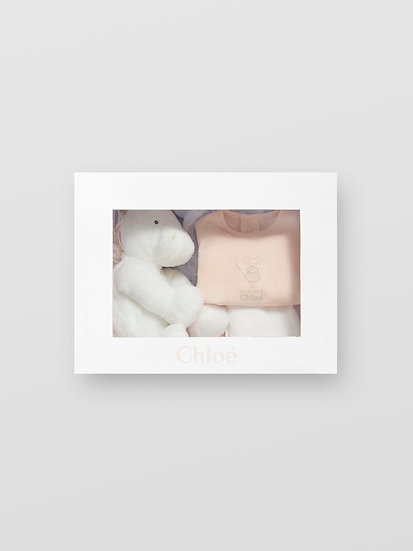 CHLOÉ Baby gift set Girl's' Off white