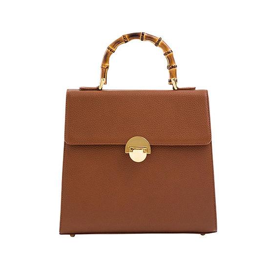 Pelletteria Viviani Top Handle Bag