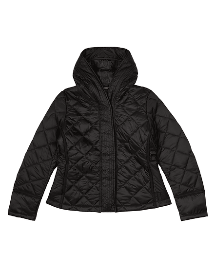 HUNTER EU Women Short Insulated Quilted Jacket