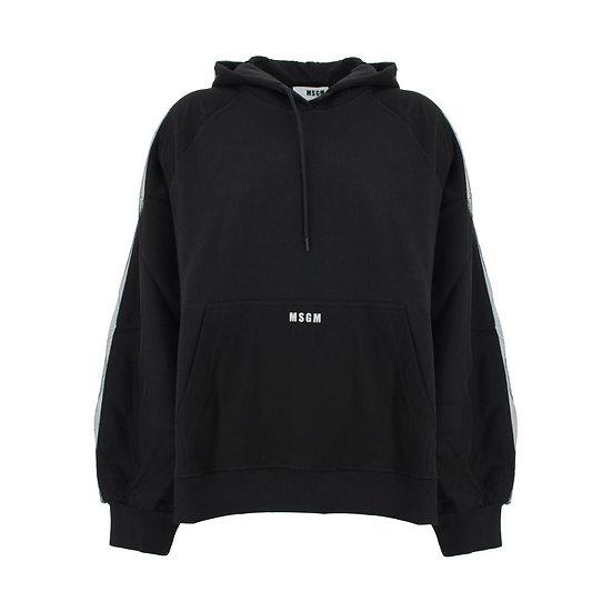 MSGM Women Black Sweater