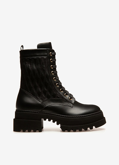 BALLY UK Giois Leather Boots
