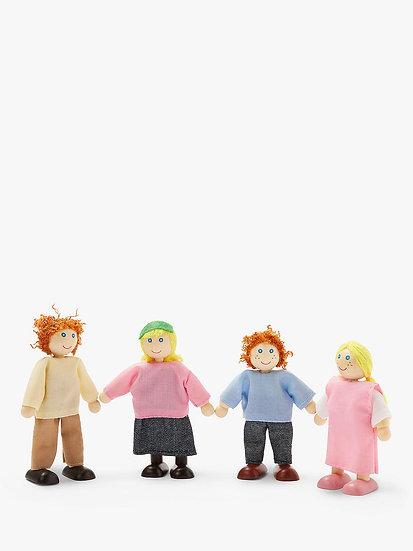 Family Doll Set at John Lewis